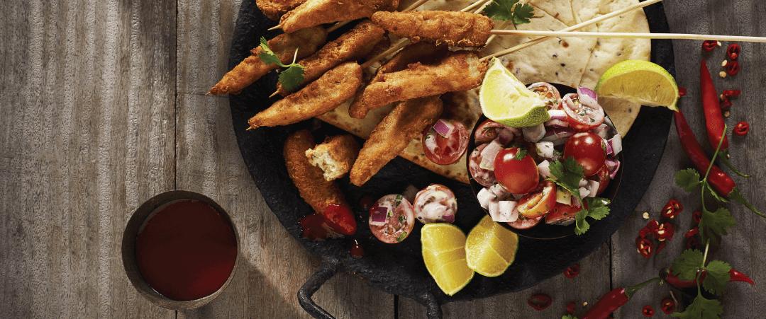 Fry's Prawns & Tomato Salsa 2019