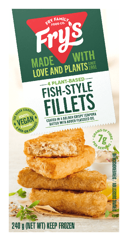 Fish-Style Fillet