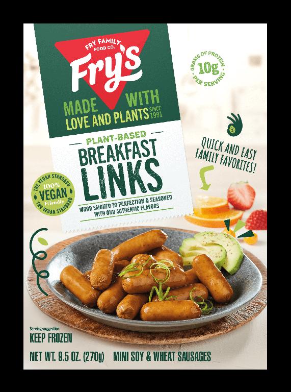 Fry's breakfast links