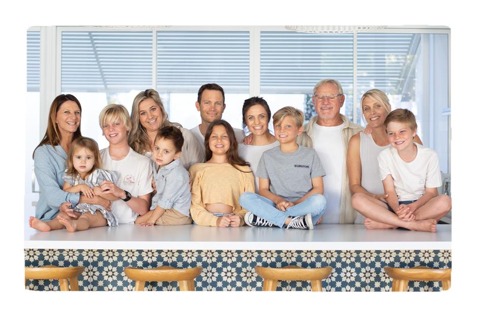 Family photo: Fry's