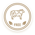 Element badge beef free