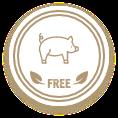 Element badge pork free
