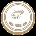 Element badge shrimp free