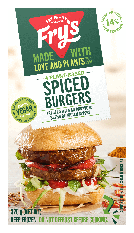Spiced Burger 3D Front Facing_1024px