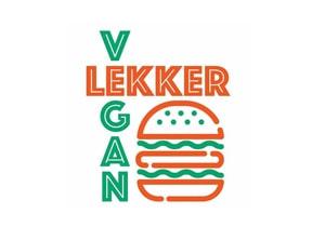 Lekker Vegan logo