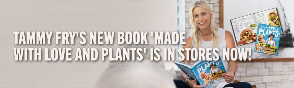 Tammy Fry's book 'Made with love and plants'